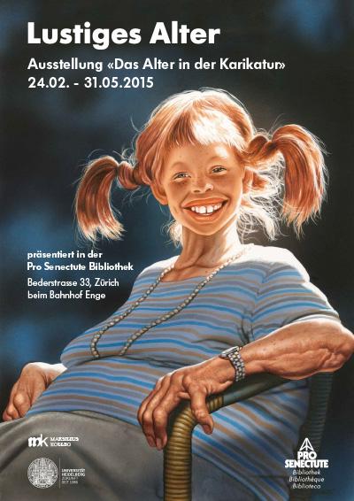 Ausstellung Das Alter In Der Karikatur Zu Gast In Der Schweiz Zurich