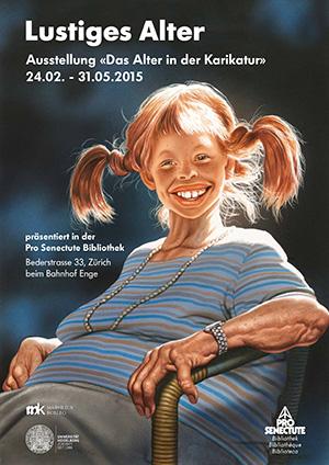 Ausstellung Das Alter In Der Karikatur