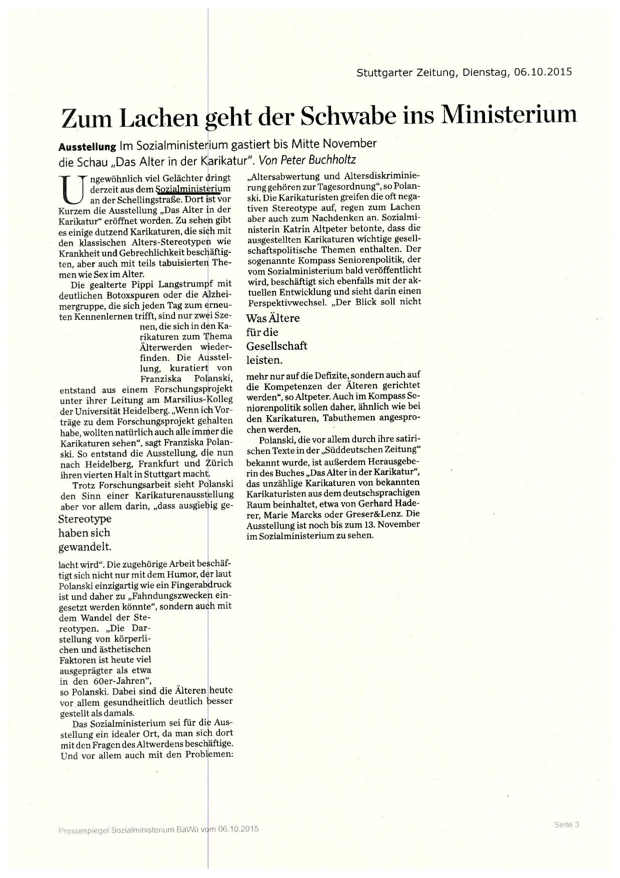 Stuttgarter Zeitung a 06.10.15-001