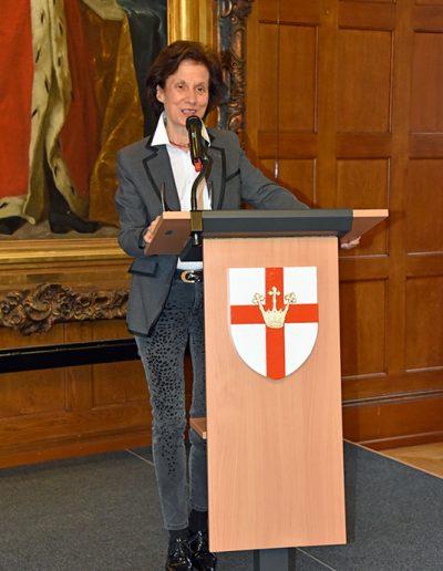 Dr. Franziska Polanski Vernissagevortrag Koblenz 26.10.17.